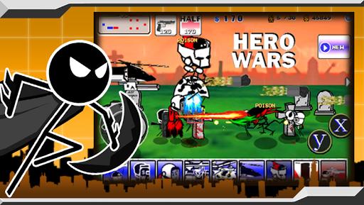 HERO WARS 1.0.1 screenshots 2