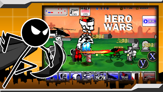 HERO WARS apk screenshot 2