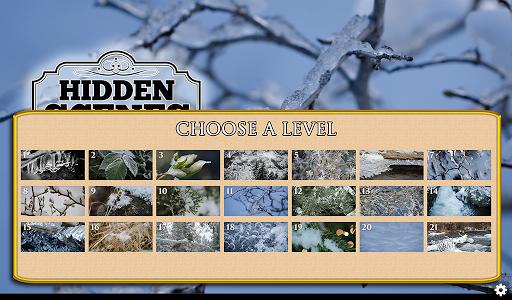 Hidden Scenes - Frozen