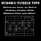 SUDOKU PUZZLE TIPS icon