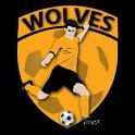 Wolves Soccer Diary logo