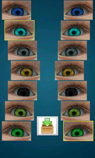 新生兒的眼睛顏色深淺7
