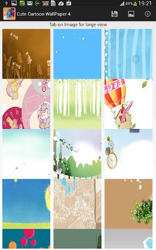 Cute Cartoon WallPaper 4