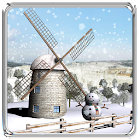 Beautiful Windmill LWP free icon