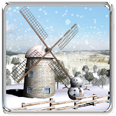 Beautiful Windmill LWP free