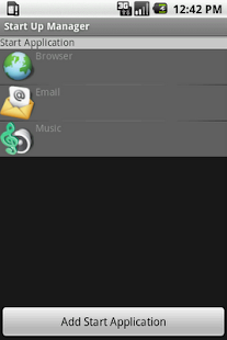 スタートアップ マネージャー- スクリーンショットのサムネイル