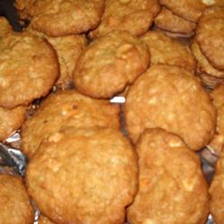 Oatmeal Cookies Light.