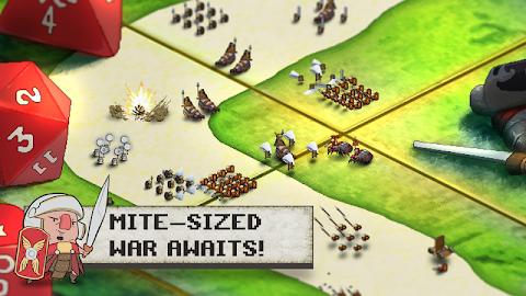 Romans In My Carpet! Screenshot 2