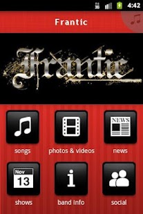 Frantic - screenshot thumbnail