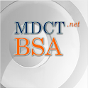 MDCT BSA Calculator logo