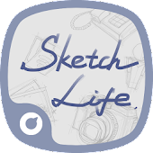 Sketch Style Icons&Wallpapers