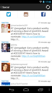 2014 International CES - screenshot thumbnail