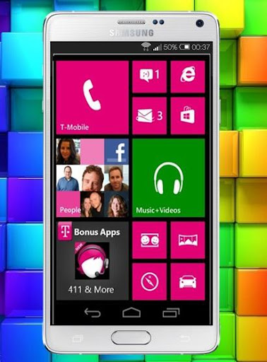 Launcher 8 - Lumia Version