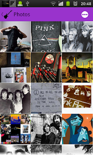Pink Floyd fan - screenshot thumbnail