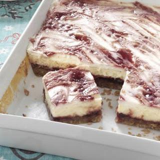 Raspberry Cheesecake Bars