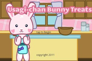 Screenshot of Usagi-chan Bunny Treats