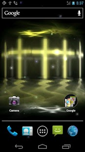 Jesus & Cross Live Wallpaper + - screenshot thumbnail
