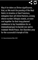 Screenshot of Rasta Quotes