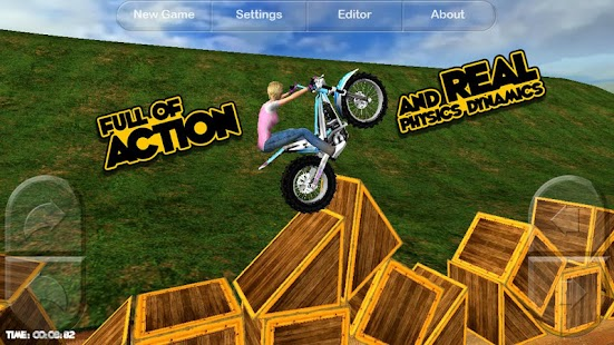 Motorbike HD- screenshot thumbnail