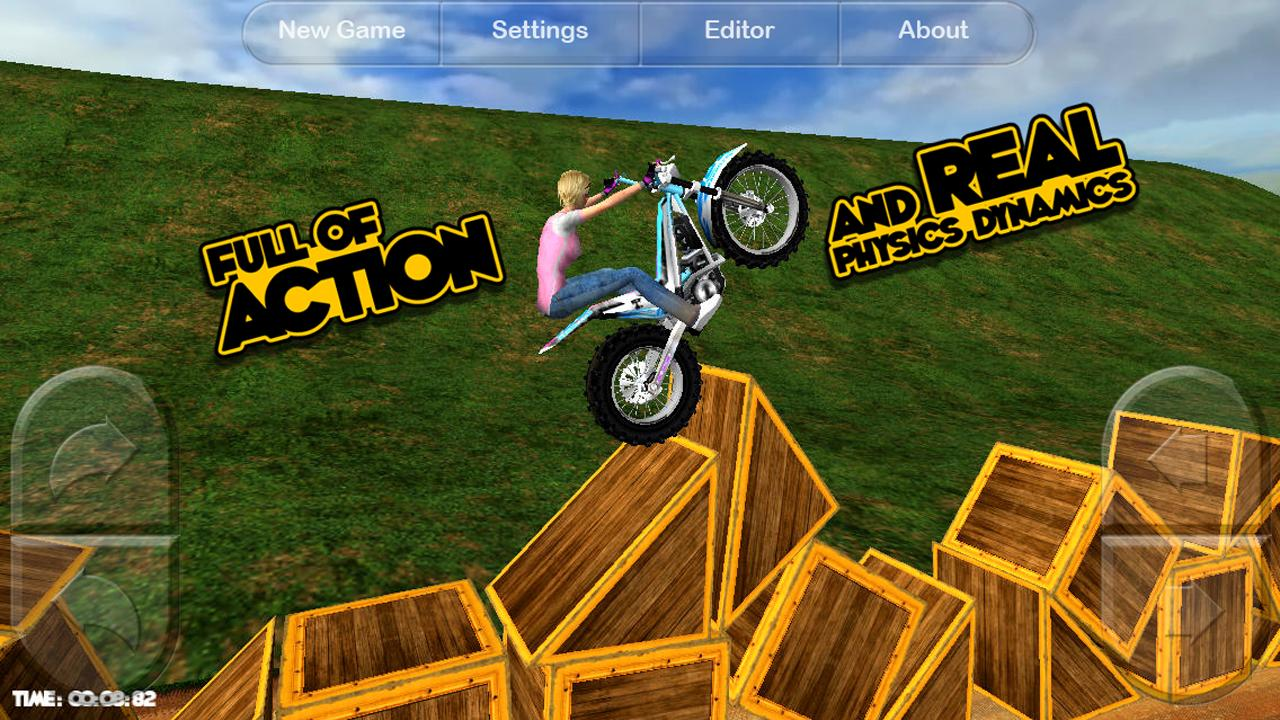 Motorbike - screenshot