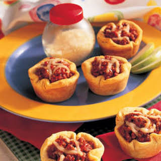 Pizza Cup Snacks.