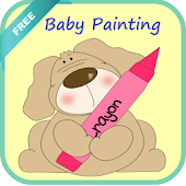 Baby Games for 2 Years Paint