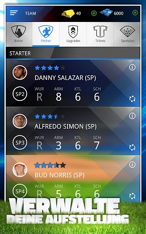 android TAP SPORTS BASEBALL 2015 Screenshot 17