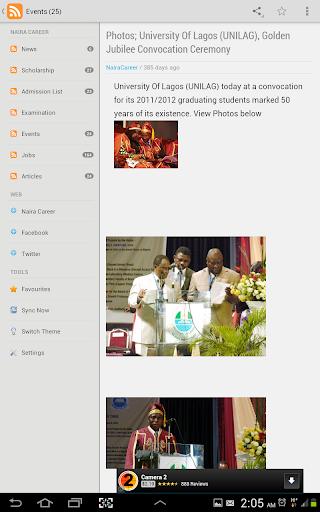 【免費新聞App】Naira Career-APP點子