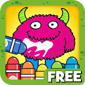 Coloring Book - Cartoons Free