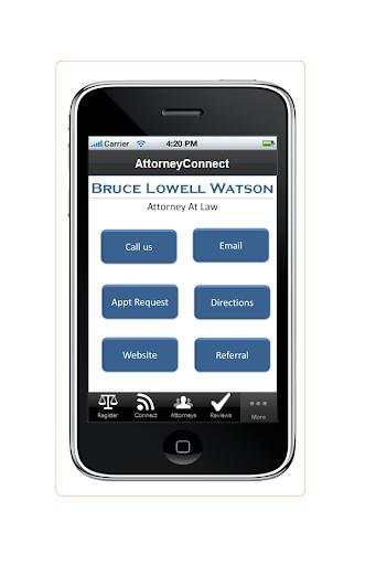 Bruce Lowell Watson Associat
