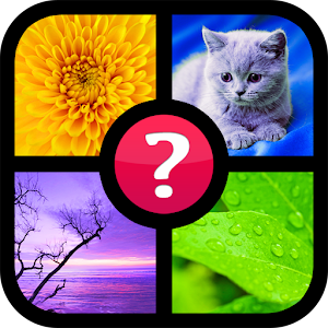 Guess the word ~ 4 pics 1 word for PC and MAC
