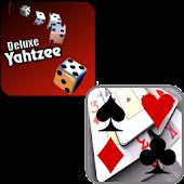Yahtzee deluxe + SOLITAIRE
