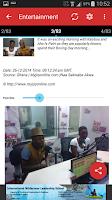 Screenshot of Ghana News Online