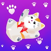 Lovely Cat Theme GO Launcher