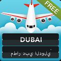 FLIGHTS Dubai Airport icon