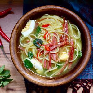 15-minute Soup