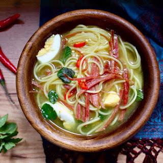 15-minute Soup.