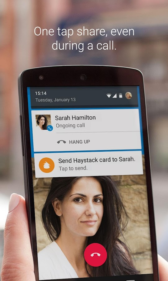 Haystack Digital Business Card - Android Apps on Google Play