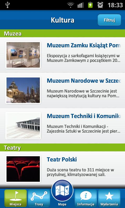 Visit Szczecin- screenshot