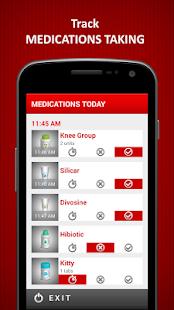 Medica: Meds & Pill Reminder - screenshot thumbnail