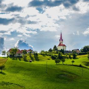 Sunny Sunday by Metka Majcen - Landscapes Travel (  )