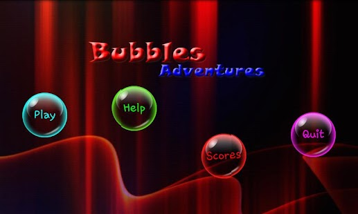 Bubbles Adventures Game- screenshot thumbnail