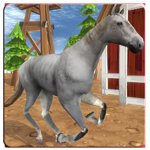 Horse Simulator 3D LOGO-APP點子
