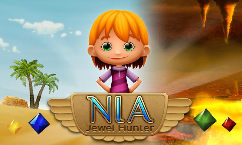 Nia: Jewel Hunter - screenshot