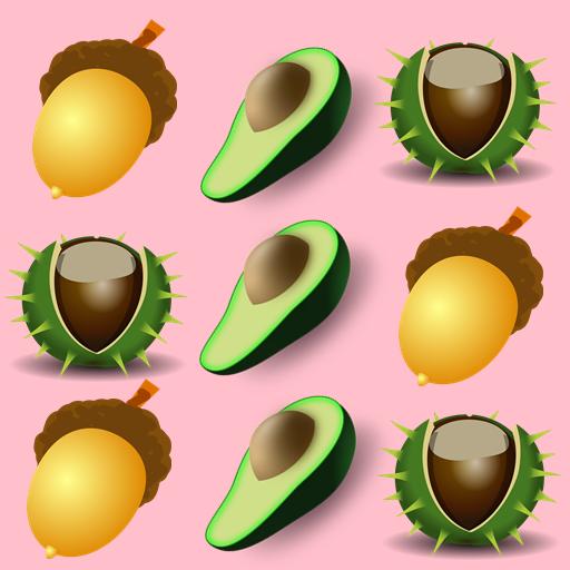 Fruit Matching Game Free LOGO-APP點子