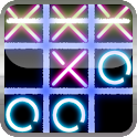 Tic Tac Toe Glow (No Ads) logo