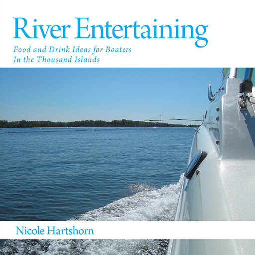 River Entertaining cover