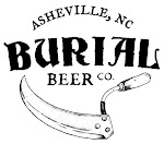 Logo for Burial Beer Co.