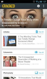 Cracked Reader Lite - screenshot thumbnail