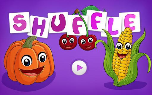 Shuffle - warzywa i owoce